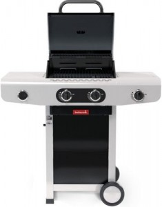Grill gazowy Siesta 210 Black Barbecook