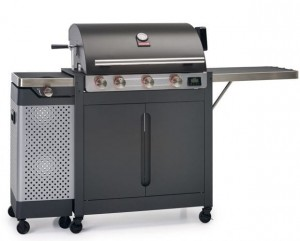 Grill gazowy Quisson 4000 Barbecook