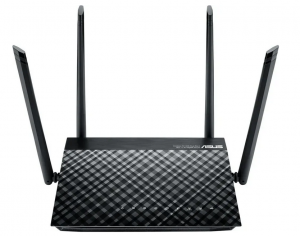 Router ASUS RT-AC1200 DualBand WiFi USB 1200Mb/s