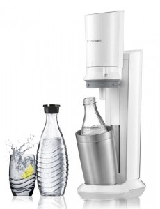 SodaStream Crystal 2.0 Premium White